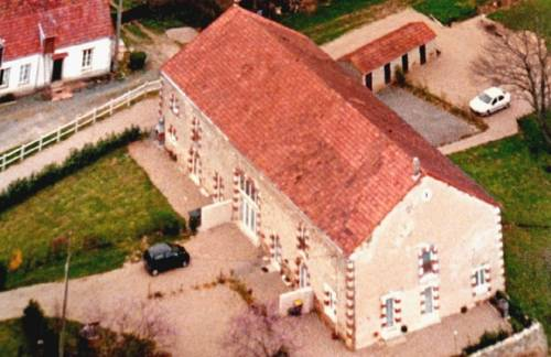 Logis de Chezelles : Bed and Breakfast near Saint-Désiré