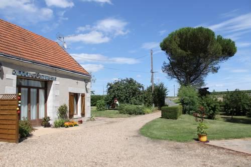 Gîte de La Huaudière : Guest accommodation near Cangey