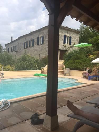 Le Vieux Manoir : Guest accommodation near Anthé