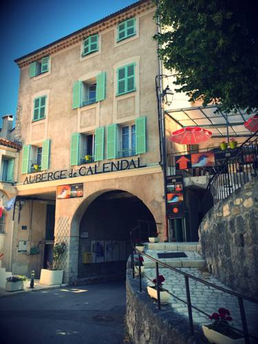 Auberge de Calendal : Guest accommodation near Sallagriffon