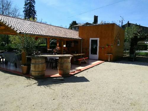 Camping de Retourtour : Guest accommodation near Empurany
