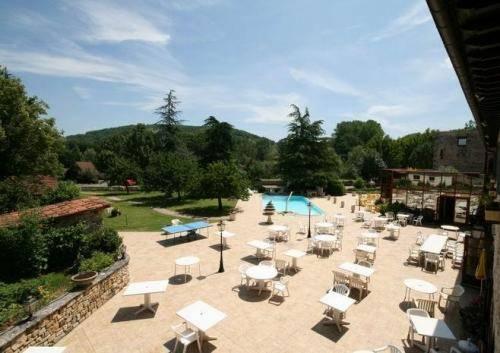 Logis Auberge La Diege : Hotel near Capdenac-Gare