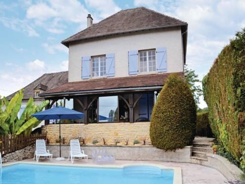 Holiday Home La Bachellerie : Guest accommodation near Auriac-du-Périgord