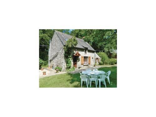 Holiday Home Moulin De Niziau : Guest accommodation near Silfiac