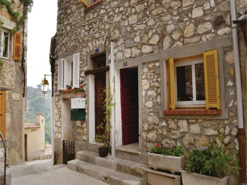 Two-Bedroom Holiday Home in La Roquette sur Var : Guest accommodation near Gilette