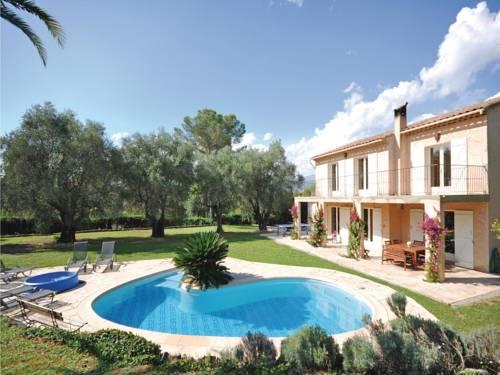 Holiday Home Mougins 03 : Guest accommodation near La Roquette-sur-Siagne