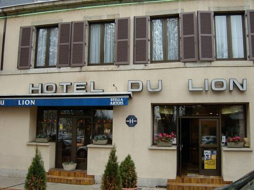 Hôtel du Lion : Hotel near Mollans
