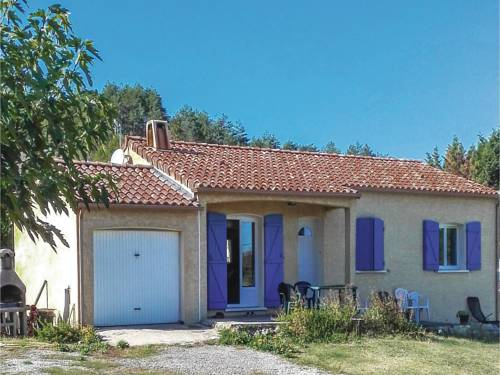 Two-Bedroom Holiday Home in Brenac : Guest accommodation near Rennes-le-Château