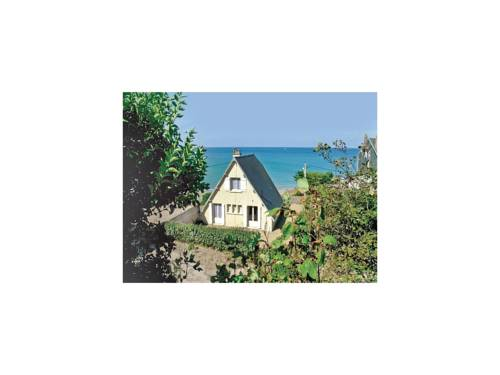 Holiday home Fontaine Saint Gaud : Guest accommodation near Saint-Pair-sur-Mer