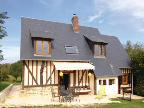 Holiday Home Vimoutiers with Fireplace VIII : Guest accommodation near Vimoutiers