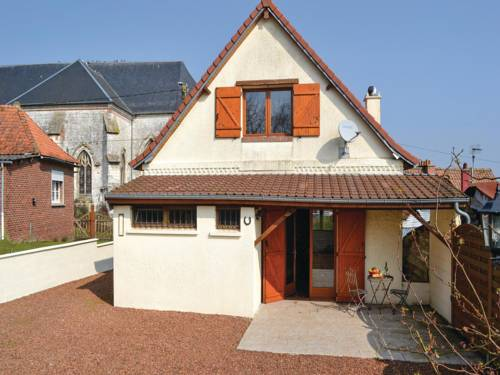 Holiday Home Le Boisle with Fireplace I : Guest accommodation near Vieil-Hesdin