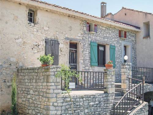 Holiday Home Les Roux - 08 : Guest accommodation near Oppedette