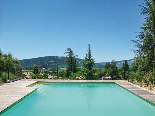 Four-Bedroom Holiday Home in St. Etienne Les Orgues : Guest accommodation near Saumane