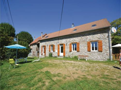 Studio Holiday Home in Burzet : Guest accommodation near Le Roux