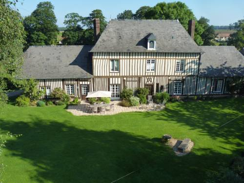 La Charretterie : Bed and Breakfast near Gonneville-sur-Scie