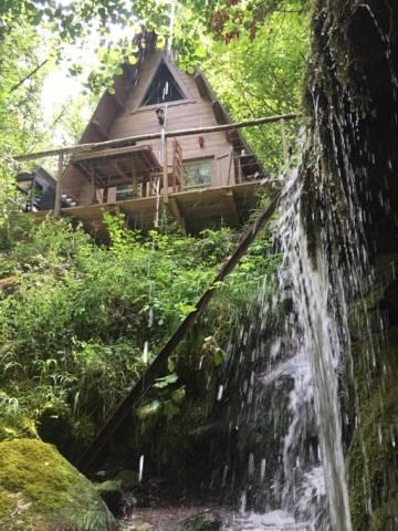 La Passerelle : Guest accommodation near Roure