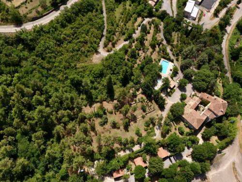 Manoir de Champvert : Guest accommodation near Les Vans