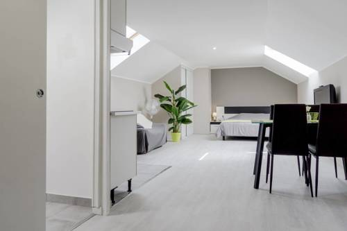 Loft à La Campagne : Apartment near Serrières-de-Briord