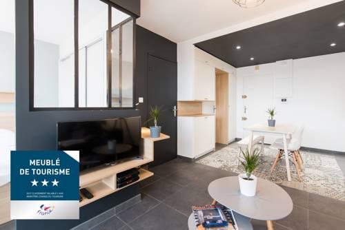 Appartement Supérieur Le 16 : Apartment near Bourgoin-Jallieu