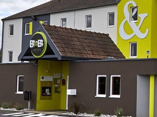 B&B Hôtel NOISY LE GRAND : Hotel near Noisy-le-Grand