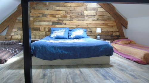 Cedric Guesthouse : Guest accommodation near Boinville-le-Gaillard