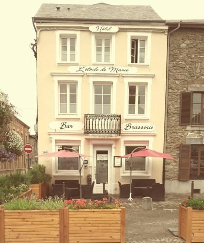 L'etoile De Marie : Hotel near Rocroi