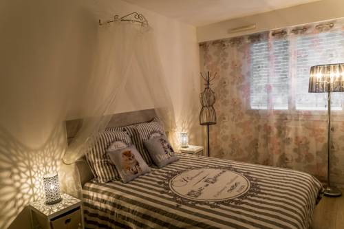Comme chez soi 91 : Apartment near Morsang-sur-Seine