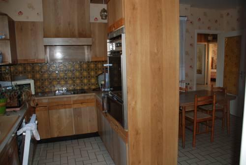 Gite De La Voyon : Guest accommodation near Aure