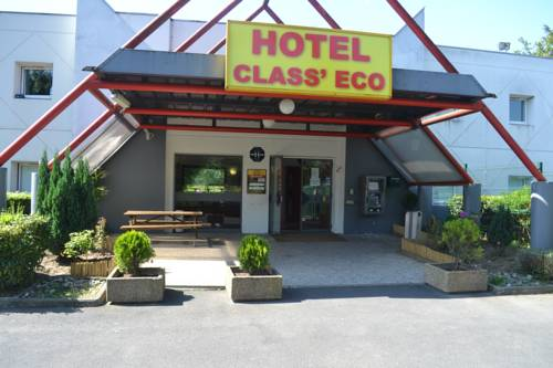 Class'Eco Chambly : Hotel near Beaumont-sur-Oise