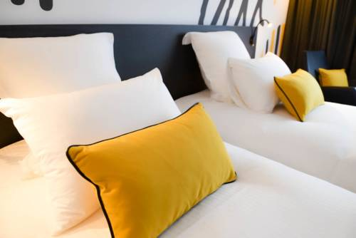 Golden Tulip Roissy Saint Witz : Hotel near Vémars