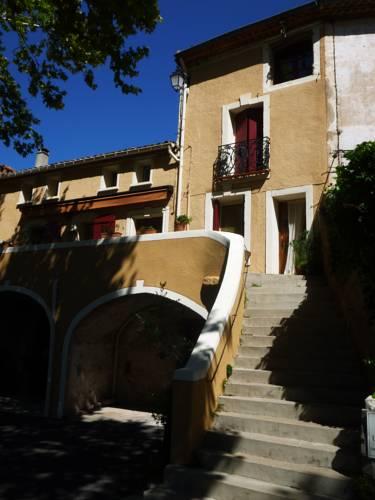 Gîte de la fontaine : Guest accommodation near Fos