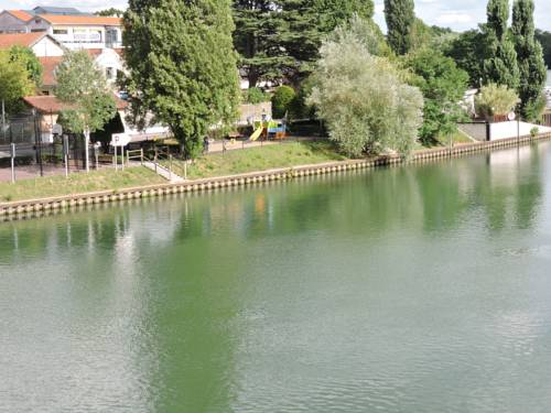 Appartement Gallieni - Joinville : Apartment near Joinville-le-Pont