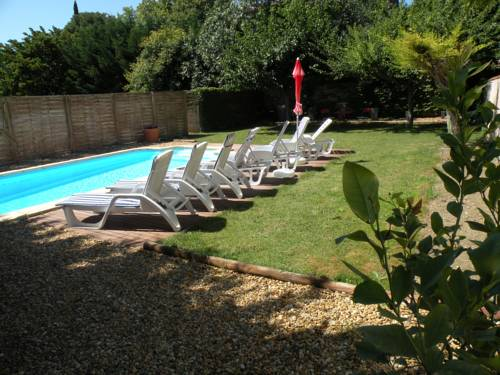 Very Private Gites : Apartment near Alignan-du-Vent
