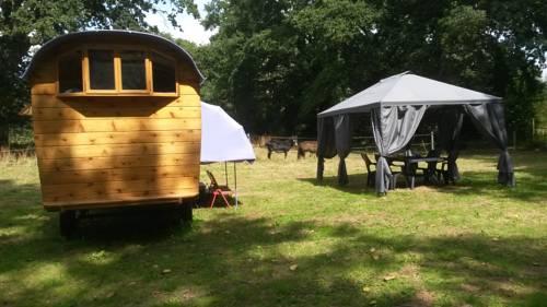 Haras du Moulin Lainé : Guest accommodation near Bohal