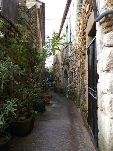 T2 dans bas de villa : Guest accommodation near Vinezac