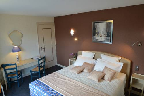 Citotel Le Logis De Brou : Hotel near Péronnas