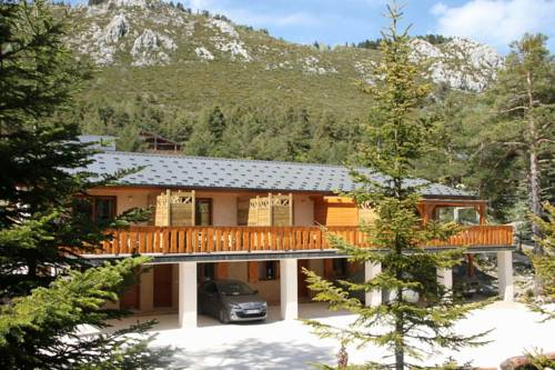 Le Cytise : Guest accommodation near Séranon