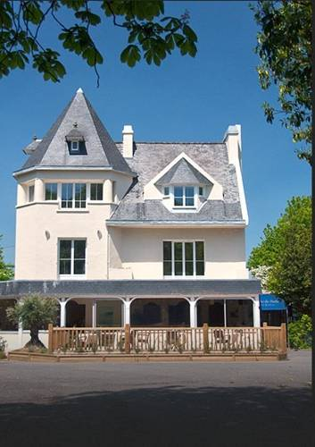Citotel Le Clos Du Pontic : Hotel near Landerneau