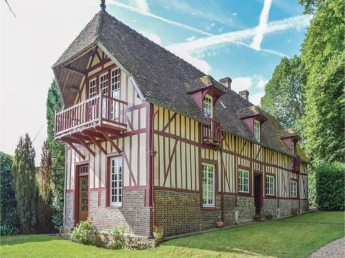 Holiday Home Maison Du Lac : Guest accommodation near Villez-sur-le-Neubourg