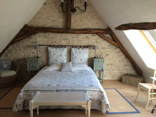 La Bihourderie : Bed and Breakfast near Cigogné