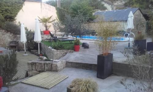 Le Vol du Phoenix : Bed and Breakfast near Antoigné
