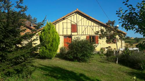 The Lodge at Lafontan : Guest accommodation near Riscle