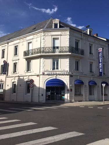Inter-Hôtel de l'Univers : Hotel near Montluçon