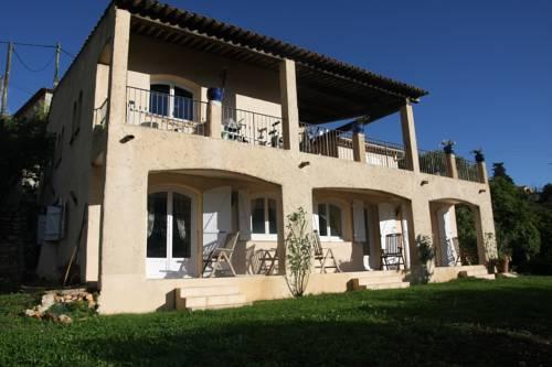 Harmonice : Apartment near La Turbie