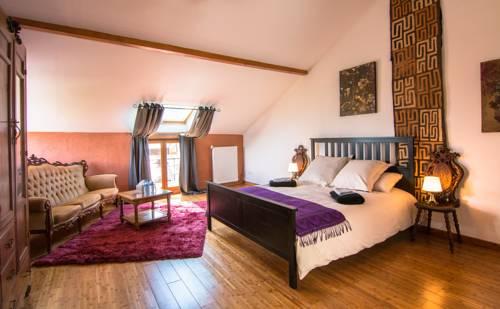 L'Antre de Merlin : Guest accommodation near Barraux