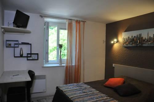 O2 Saone : Hotel near Misérieux