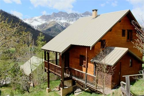 Chalet Lot Le coin : Guest accommodation near Ristolas