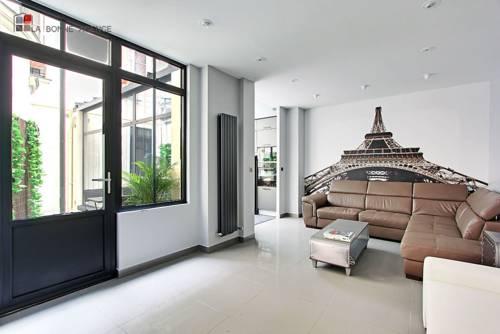 Loft Paris Eiffel : Apartment near Paris 16e Arrondissement