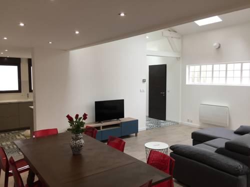 Maison Les simples : Guest accommodation near Les Lilas