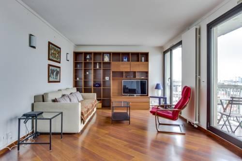 Plein Coeur : Apartment near Saint-Ouen